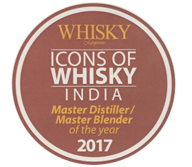 Master Distiller / Master Blender of the year 2017