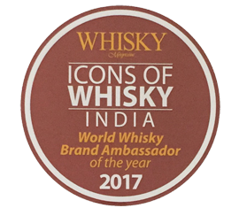 World Whisky Ambassador of the year 2017