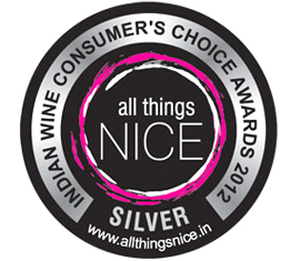 Indian Wine Consumer's Choice Awards 2012