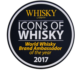 World Whisky Brand Ambassador by Icons of Whisky