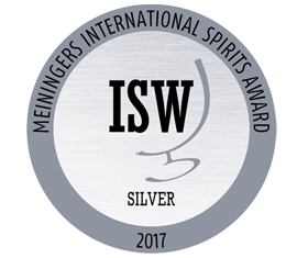 Meiningers International Spirits Awards Silver