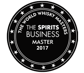 WORLD WHISKY MASTERS 2017 MASTER AWARD - PEATED