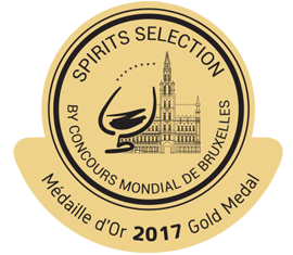 Spirits Selection 2017 GOLD - Peated